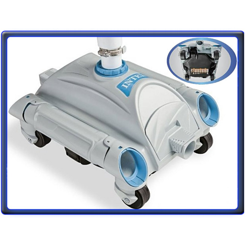 Intex auto cleaner pulitore automatico per piscine for Pulitore automatico per piscine fuori terra intex