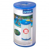 "INTEX CARTUCCIA FILTRO GRANDE ""B"" cod.29005"