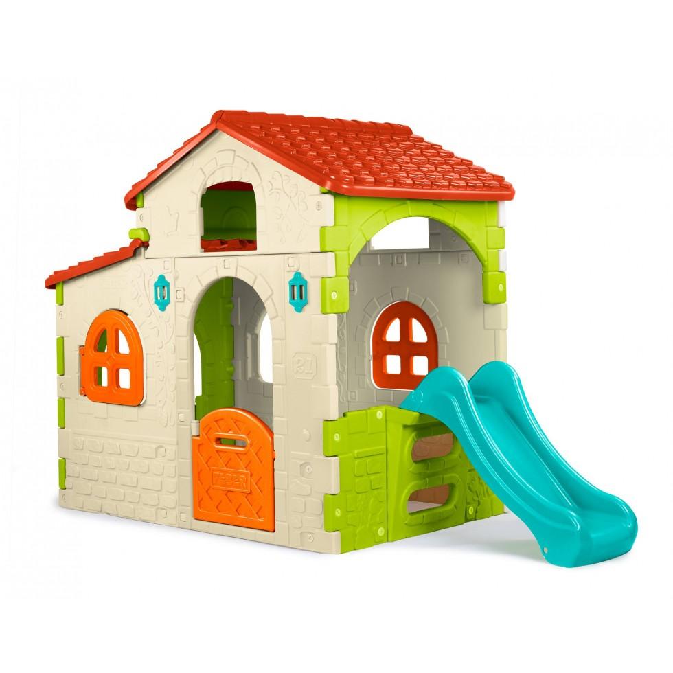 Famosa 800010721 beauty house feber casetta per bambini for Casetta da giardino per bambini usata