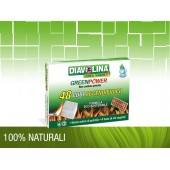 DIAVOLINA ACCENDIFUOCO GREEN POWER 48 CUBI ECOLOGICO