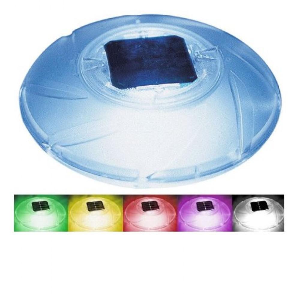 Bestway luci galleggianti solari multicolor - Luci per piscina ...