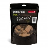 Barbecook SMOKING RED WINE - VINO ROSSO GR.375 LEGNO PER AFFUMICATURA