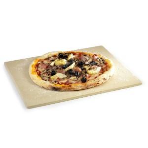 Barbecook - PIATTO FORNO PER PIZZA cm. 35 x 43 x 1,2