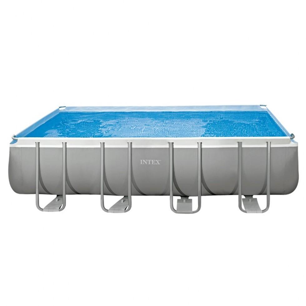 Intex telo copertura ultra frame rettangolare 549x274 cm cod 10756 - Telo copertura piscina intex ...