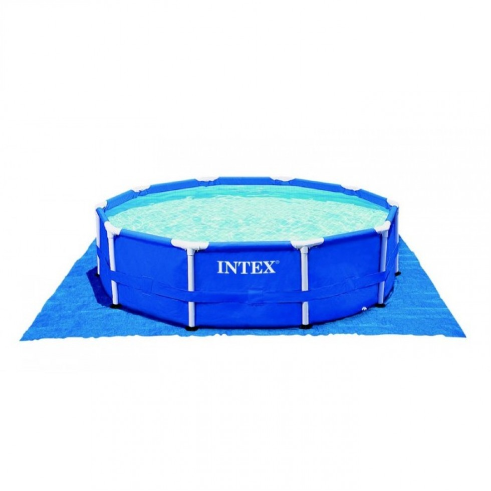Intex telo base sotto piscina for Intex accessori