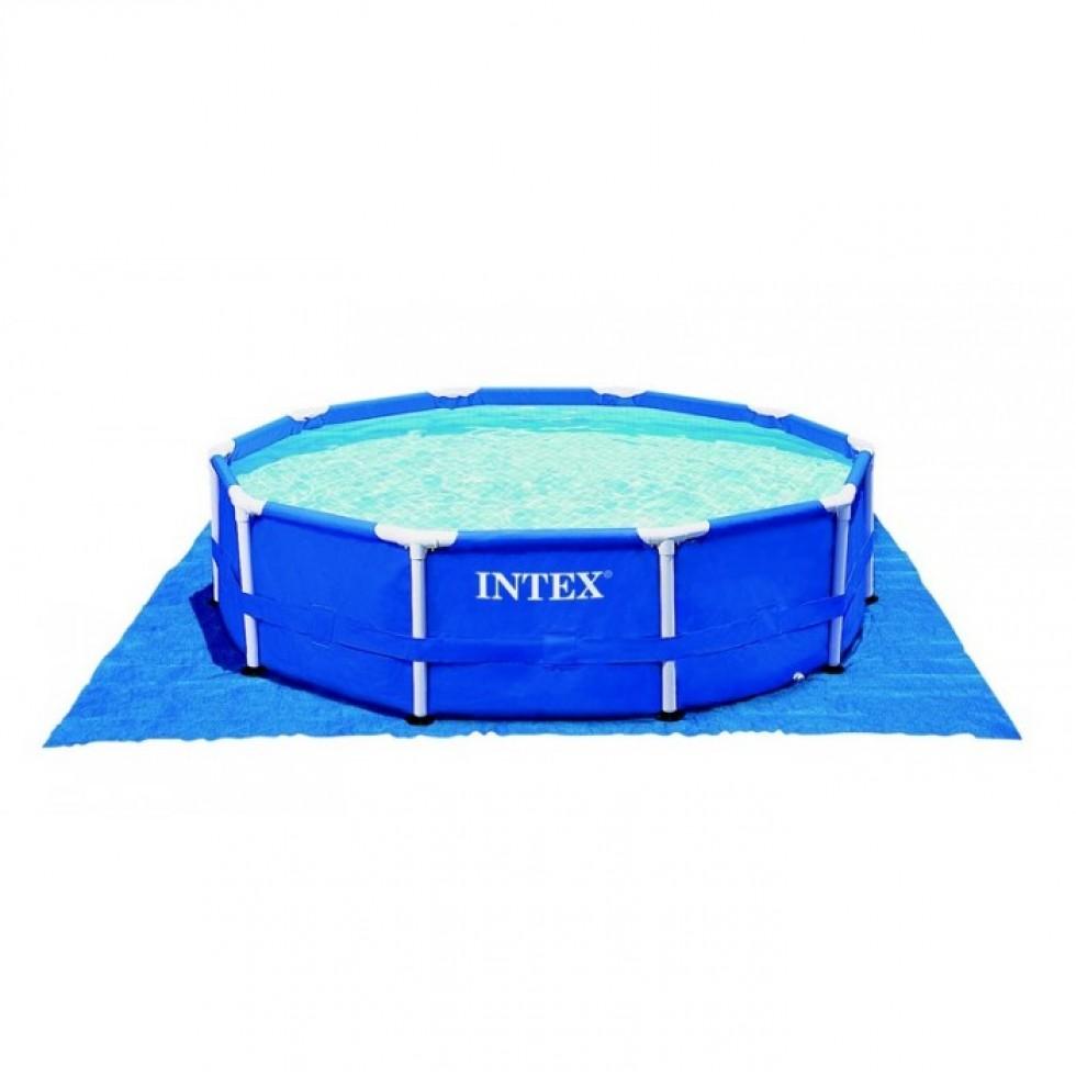 Intex telo base sotto piscina for Accessori piscine intex