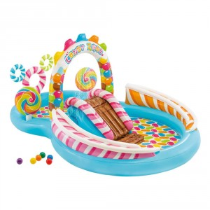INTEX PISCINA CARAMELLE PLAYCENTER CM.295X191cod.57149