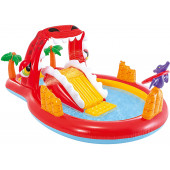 INTEX PISCINA HAPPY DINO PLAYCENTER CM.295X165 cod.57160