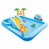 INTEX PISCINA PLAYCENTER JUNGLE CM.244X198X71