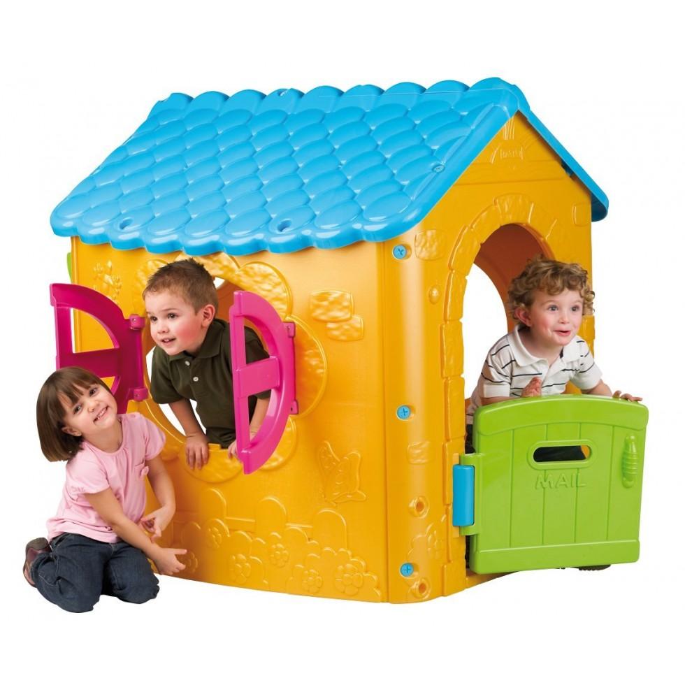 Famosa casetta play house feber - Casetta da giardino per bambini feber ...