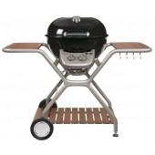 OUTDOORCHEF BARBECUE A GAS SFERICO MONTREUX 570 G NERO