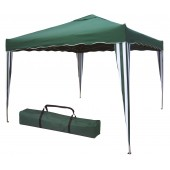 GAZEBO RICHIUDIBILE MT. 3 x 3 VERDE