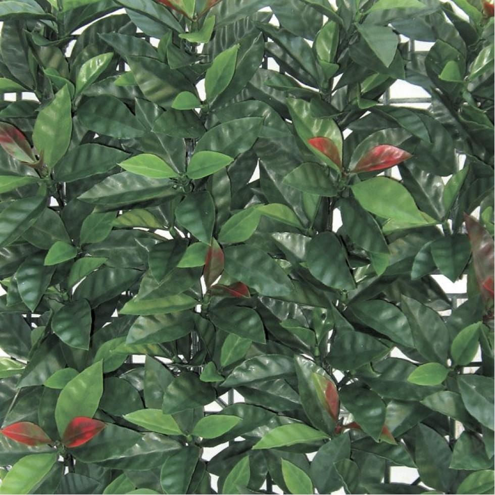 Siepe artificiale redplast 1 mt - Piante decorative da giardino ...