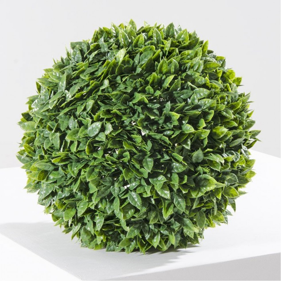 Sfera sempreverde camargue cm for Siepe artificiale brico