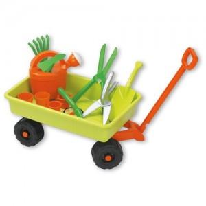 Androni carrello per bambini rodos con attrezzi androni - Attrezzi da giardino per bambini ...
