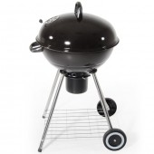 BARBECUE A CARBONELLA CON COPERCHIO D.48