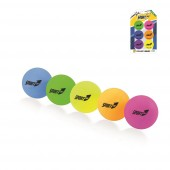 PALLINE PING PONG COLORATE PZ.6