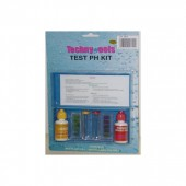 NEW PLAST POOLTESTER CLORO E PH COMPLETO - TESTER PER ACQUA PISCINE