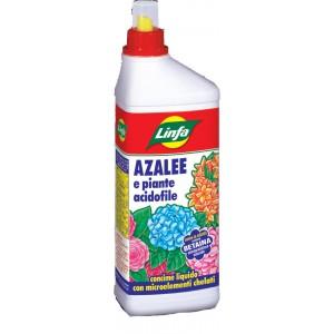 Linfa concime liquido per ortensie ed acidofile for Concime per ortensie