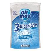 AIRMAX HENKEL BUSTA 3 RICARICHE SALE PROFUMAZIONE NEUTRA