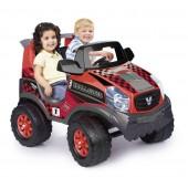 Famosa 800008262 - Feber Challenger Jeep Elettrica, 12 V