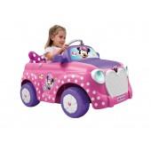Famosa 800008603 - Feber Minnie Car Elettrica, 6 V
