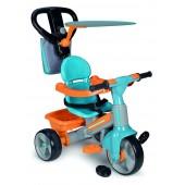 Famosa 800009614 - Feber Triciclo Baby Plus Music con suoni 2 in 1