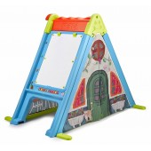 FEBER CASETTA PLAY & FOLD ACTIVITY CENTER 3 IN 1