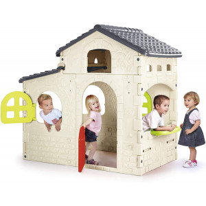 Famosa 800012221 - Casetta Gioco Candy House Feber