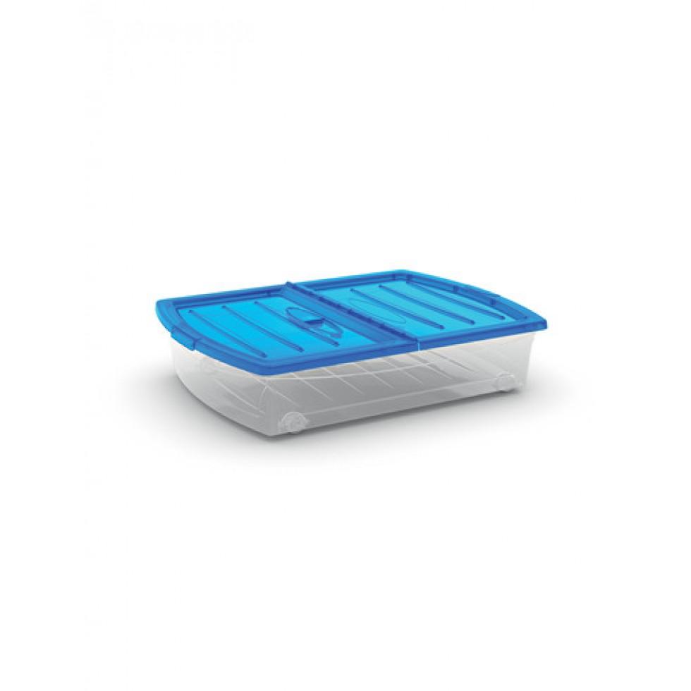 Contenitore sottoletto in plastica spinning box xl - Contenitore sottoletto ...