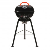 OUTDOORCHEF BARBECUE A GAS SFERICO CHELSEA 420 G NERO