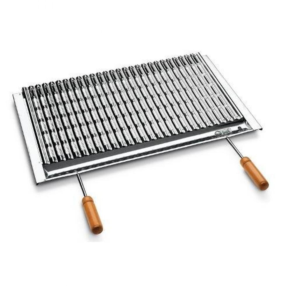 Bst griglia per barbecue ecologica bst 167 for Griglia per barbecue bricoman