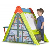 FEBER CASETTA PLAY & FOLD ACTIVITY CENTER 4 IN 1