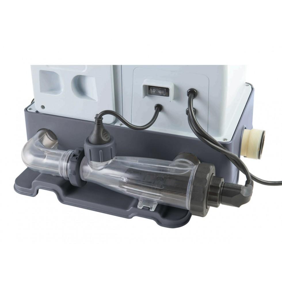 Intex generatore salino di cloro e ozono for Accessori per piscine intex