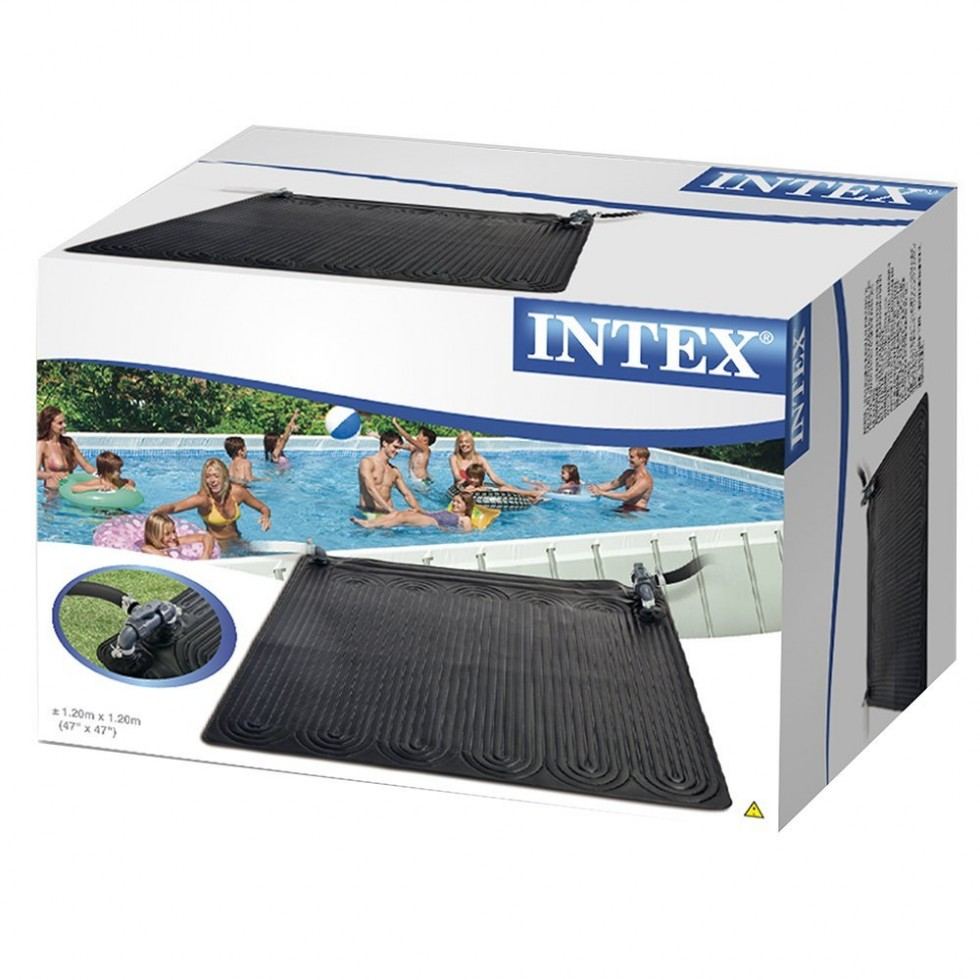 Intex pannello riscaldante per piscina for Attrezzi per piscina