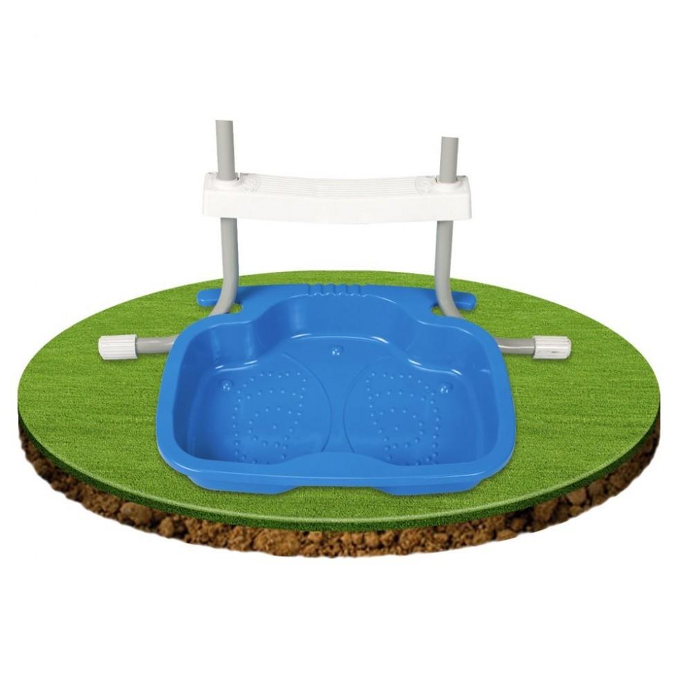 intex vaschetta lavapiedi per piscina