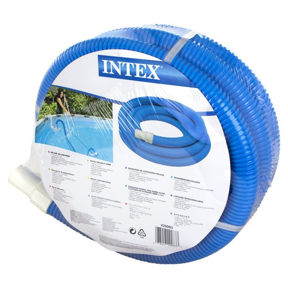 Intex tubo per pompa filtro e clorinatore mt mm for Accessori per piscine intex