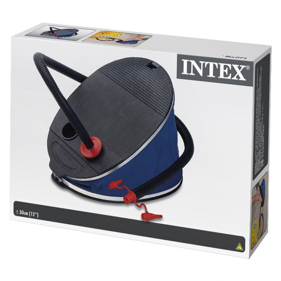Intex pompa a piede con mantice for Intex accessori