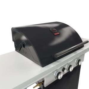 Barbecook - BARBECUE A GAS SPRING 3112 - 3 FUOCHI CON CAPPA FORNO