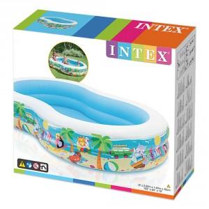 INTEX PISCINA PARADISE CM.262X160X46 cod.56490