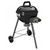 OUTDOORCHEF BARBECUE A GAS SFERICO CHELSEA 480 G NERO