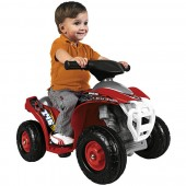 Famosa 800007510 - Dodger Quad Elettrico Feber