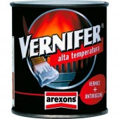 VERNIFER VERNICE ALTE TEMPERATURE ML.250 NERO SATINATO COD.4898
