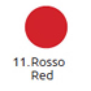 BEL FER FONTANA ROSSO CON VASCHETTA - DOPPIO RUBINETTO