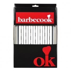 Barbecook ACCESSORIO TEGLIA COTTURA ACCIAIO INOX CM.34,5 x 24