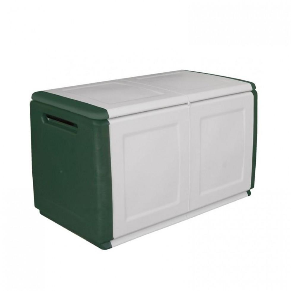 contenitore baule per giardino cube 2