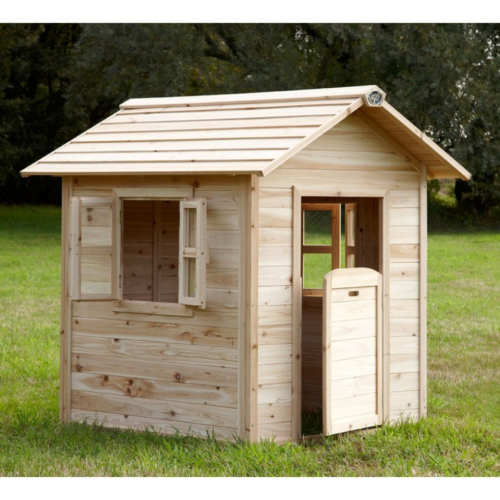 Casette per bambini in legno da giardino casette per for Casetta chicco country