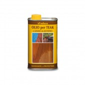 OLIO PER TEAK ML.500 - Olio speciale per legno esotico