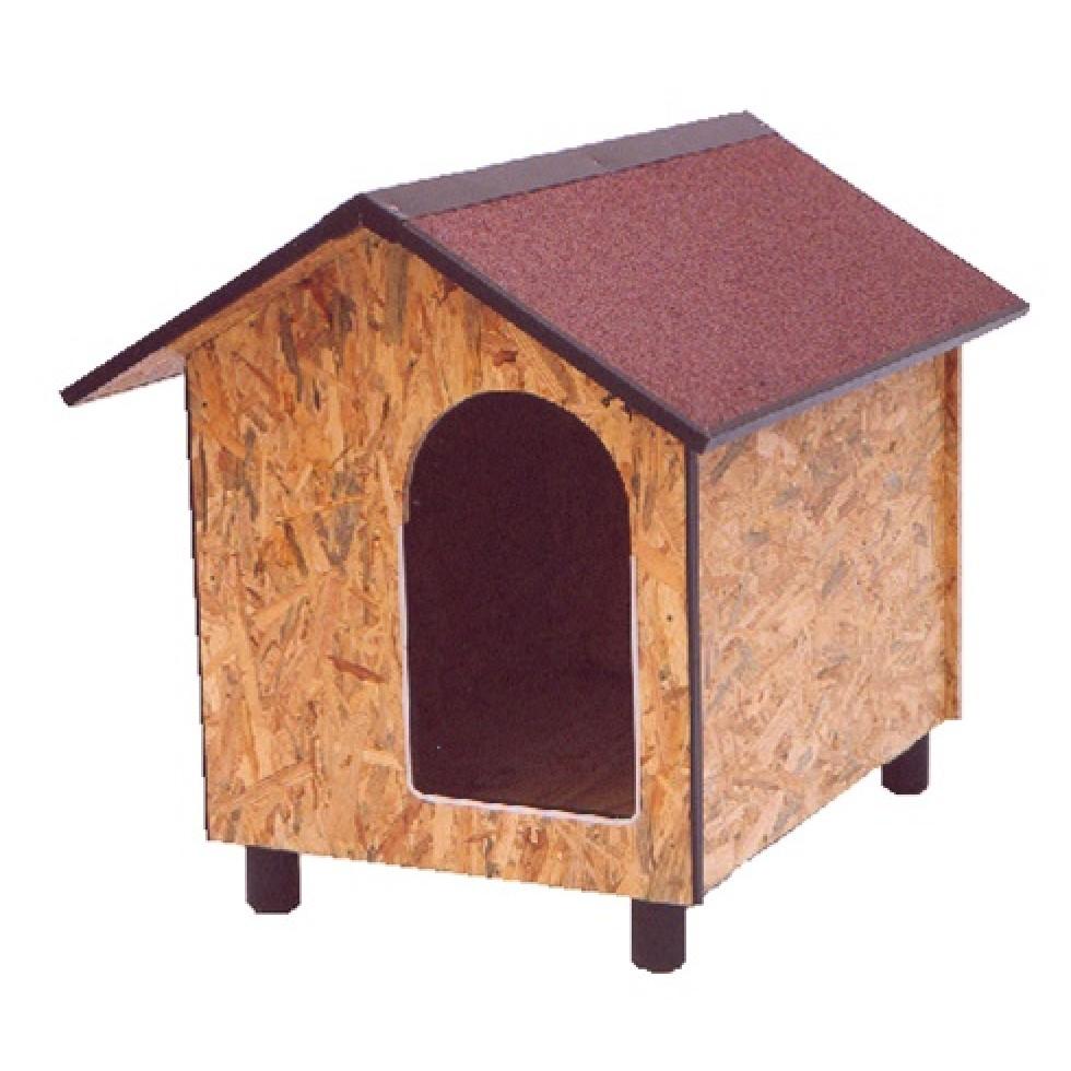 Cuccia per cani in legno out lines misura 2 for Cuccia per cani eurobrico