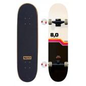 STIGA POCKET 8.0 Skateboard - 50 KG - SKATE tavola Monopattino LEGNO ACERO SG-72